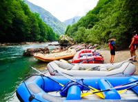 Montenegro White-Water Rafting Day Trip from Dubrovnik Photos