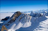 Mt. Pilatus Winter Day Trip from Zurich Photos