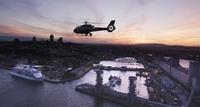 Quebec City Helicopter Tour Photos