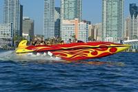 San Diego Sea Rocket Speedboat Ride Photos