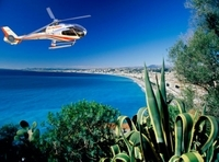 Scenic Helicopter Tour from Nice Photos
