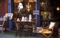 Small-Group Paris Walking Tour: St-Ouen Flea Market Photos