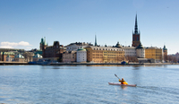 Stockholm Sightseeing Tour by Kayak Photos
