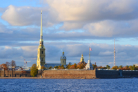 St Petersburg Shore Excursion: City Tour with Peter and Paul Fortress and Gostiny Dvor Photos