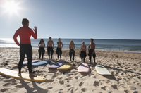 Surfing Lessons in Sydney Photos