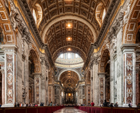 Viator Exclusive: Skip-the-Line St Peter's Basilica Walking Tour Including Vatican Mosaic Studio Photos