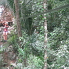 Private Belize City Adventure: Zipline Tour at Jaguar Paw and Crystal Cave Tubing