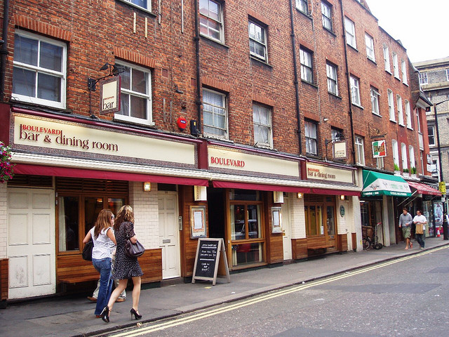 Old Compton Street, London, England Tourist Information