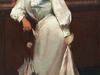 Arthur Timotheo Da Costa: Lady In White (1906)