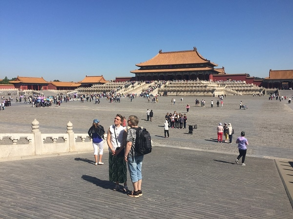 Beijing Private Trip : Tiananmen, Forbidden City And China Great Wall Photos