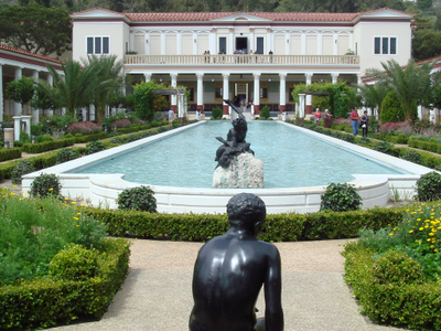 Getty Villa Museum