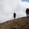 Ghorepani trilha para Tadapani