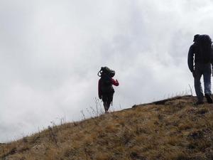 Ghorepani Trail a Tadapani