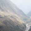 Tadapani trilha para Chhomrong