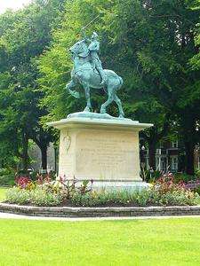 Joan Of Arc Plains Of Abraham