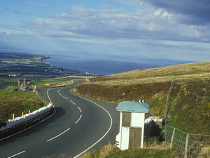 Snaefell Mountain Course