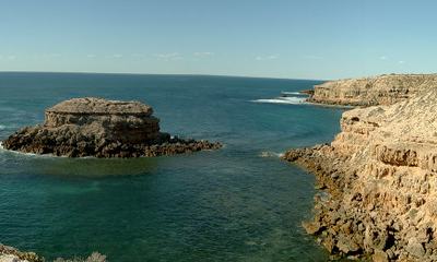 Cape Bauer In Streaky Bay