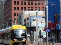 Armazém Distrito Metro Station