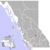 1 0 8 Mile Ranch British Columbia Location