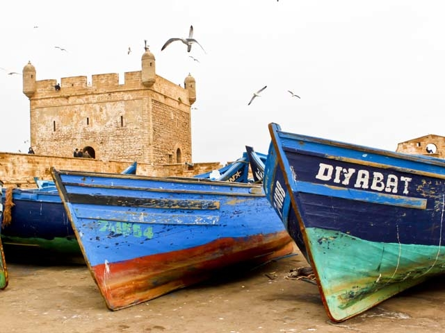 Day Trip to Essaouira from Marrakech Photos