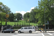 St. Nicholas Park 135th Street Entrance