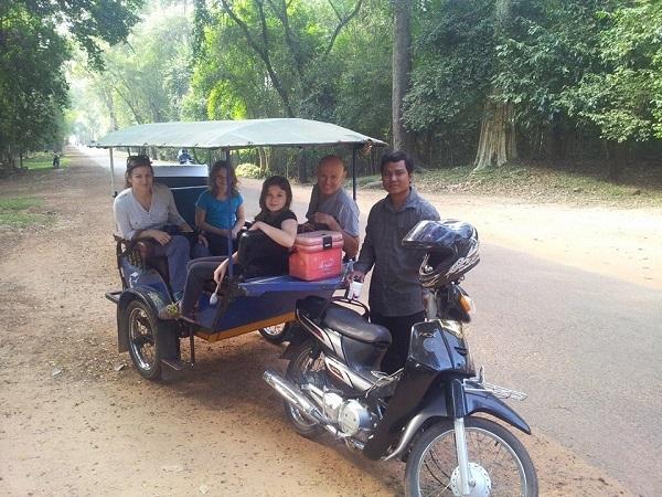 Daily Angkor Tour 1 Day Photos