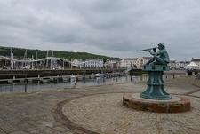 17th Century Whitehaven Harbour - Cumbria UK
