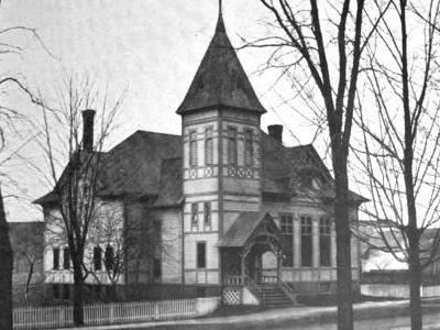 Brimfield Public Library