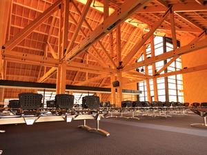 Ushuaia-Malvinas Argentinas Aeroporto Internacional