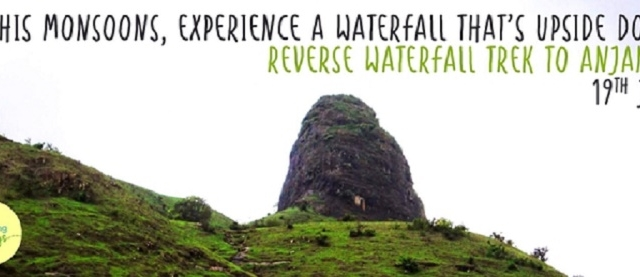Reverse Waterfall Trek to Anjaneri Photos