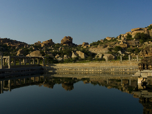 Hampi - Badami - Pattadakal - Aihole - Vijapur Photos