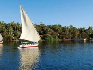 A Felucca Ride in Luxor Photos