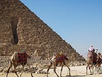 Giza Camel Trekking