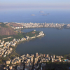 View OOf The Lagoon From Cristo Redentor