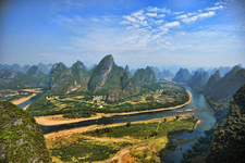 Lijiang River Connects Guilin