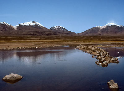 Nevados De Quimsachata