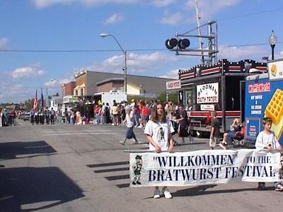 Bratwurst  Festival