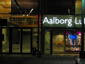 Aeroporto Aalborg (AAL)