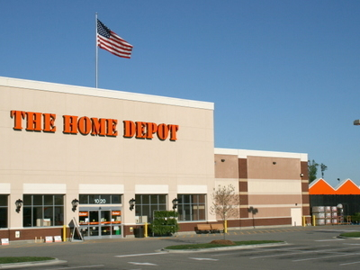 The  Home  Depot In  Knightdale