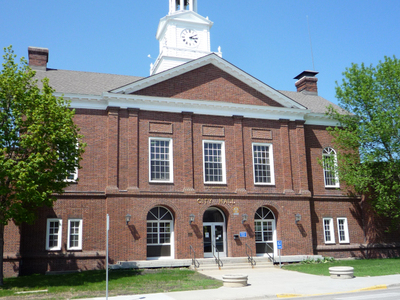 Fergus Falls   City Hall