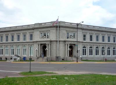 Memorial Building   Ironwood