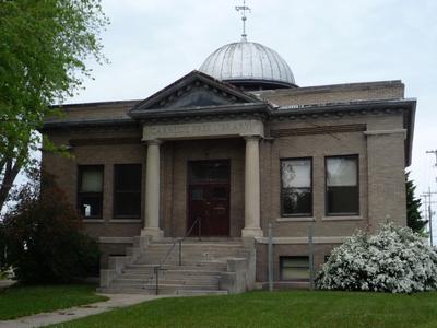 Cheboygan Carnegie Library