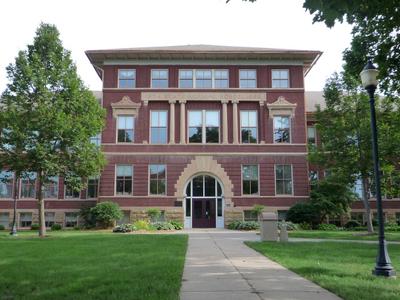 River Falls   South Hall