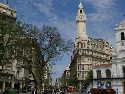 Avenida Presidente Julio Argentino Roca