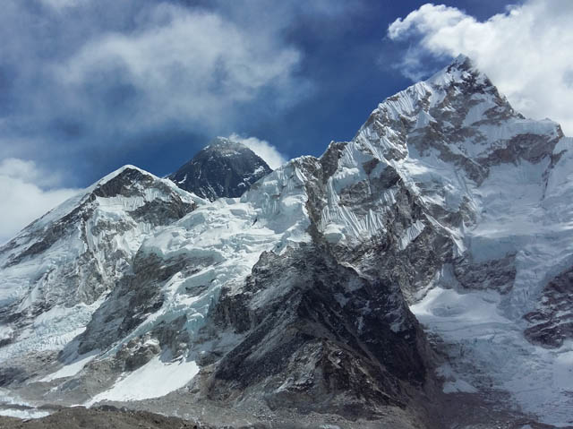 Gokyo Everest trek Photos