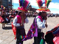 Taquile  World Heritage Site