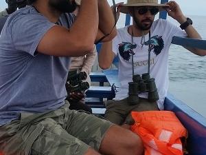 Tanganyika Lake Boat Trip Fotos