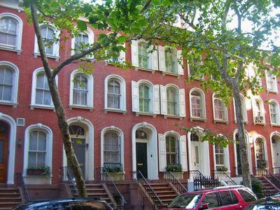 Houses At 208-218 East 78th Street