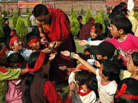 Buddhist Tiji Festival Trek in Mustang