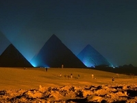 Sound And Light Show in Cairo